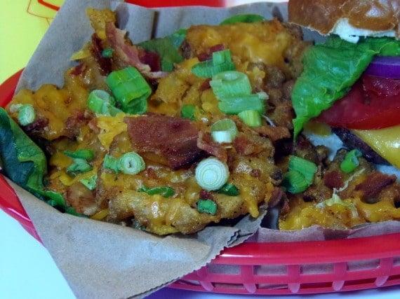 Waffle Fry Nacho Recipe