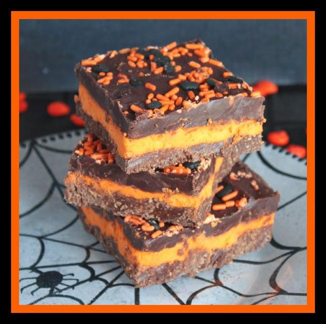 No Bake Chocolate Mint Bars Recips