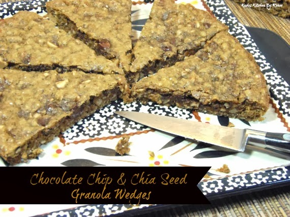 Chocolate Chip and Chia Seed Cookie Recipe