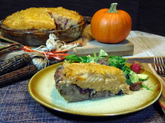 Savory Thanksgiving Pie Recipe
