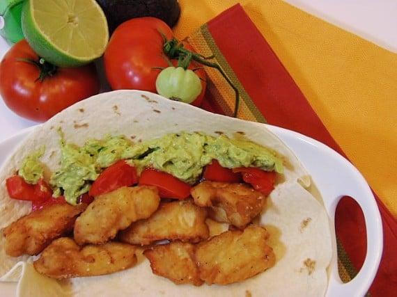 Beer Batter Fish Tacos Recipe