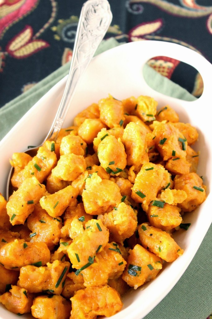 Butternut Squash and Potato Gnocchi Recipe