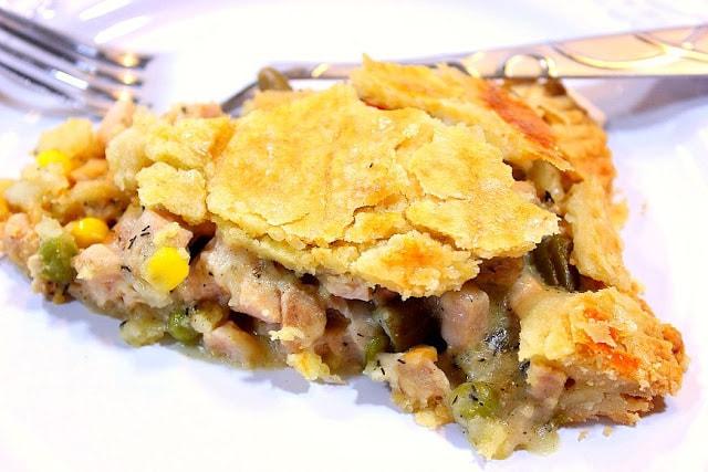 Homestyle Pork Pot Pie - kudoskitchenbyrenee.com