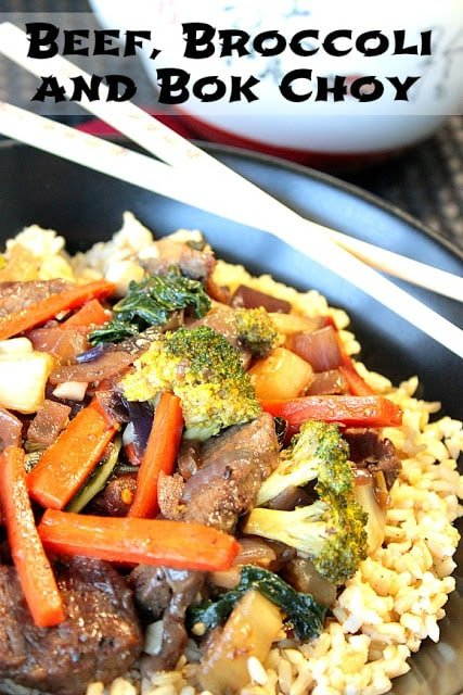 Chinese Beef Stir Fry Recipe