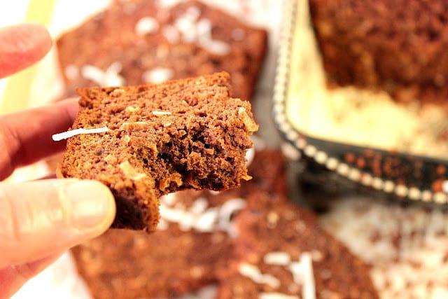 Cocoa Coconut Banana Bread