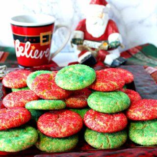 Santa's Favorite Sugar Cookie Recipe   Kudos Kitchen by Renee