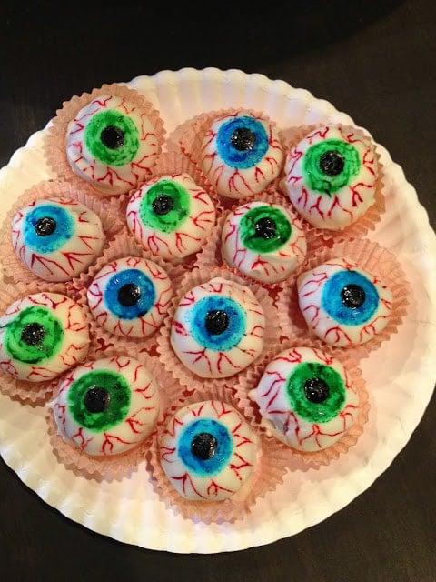 Eye Candy Halloween Recipe