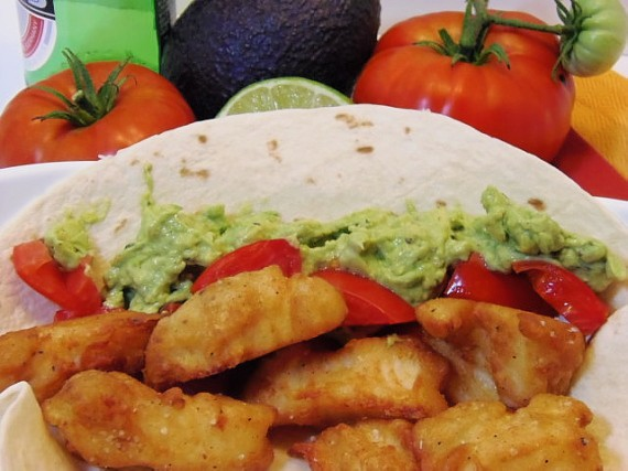 Beer Batter Fish Taco Recipe