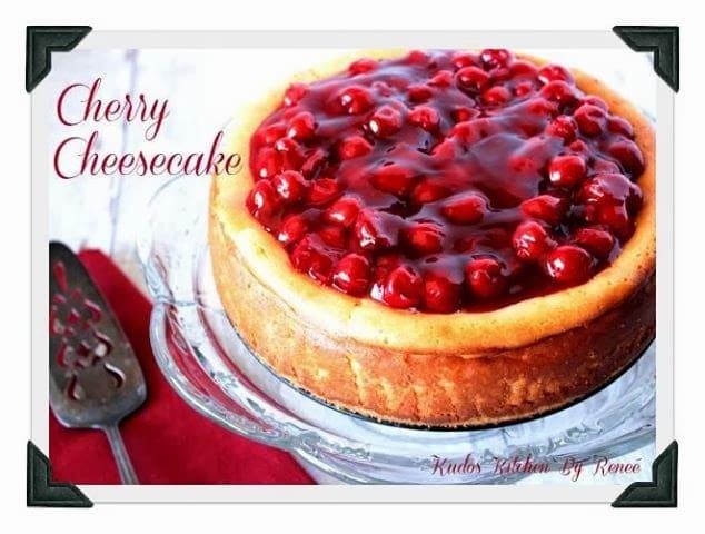 Cherry Cheesecake Recipe