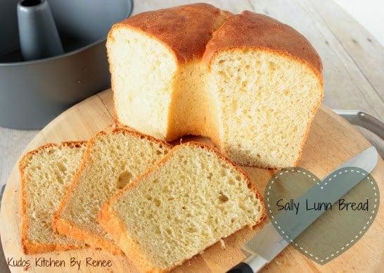 Sally Lunn Batter Bread Recipe