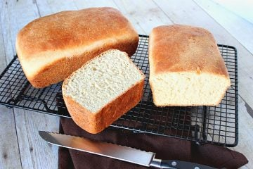 Best Buttermilk Honey Bread