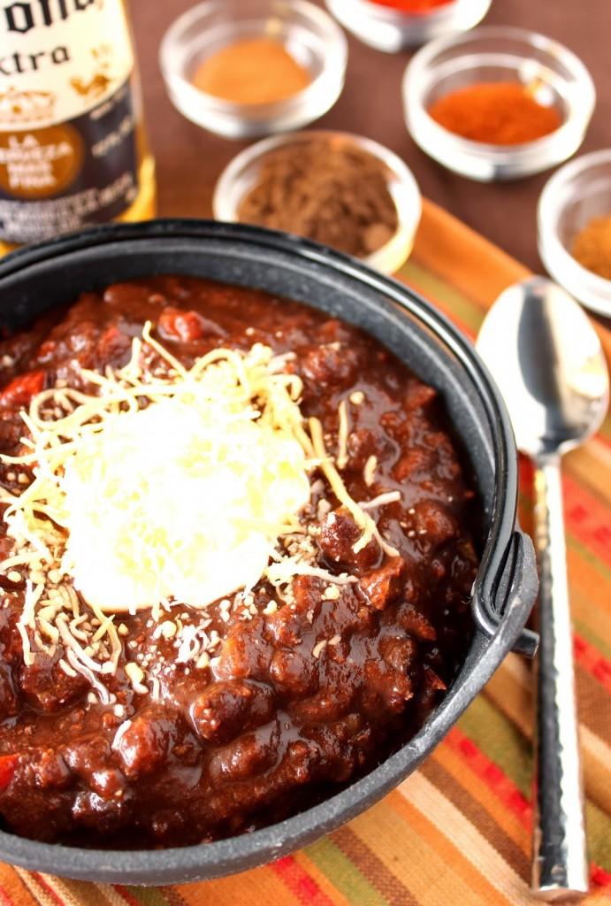 Kudos Kitchen By Renee - Olé Mole Turkey Chili Recipe