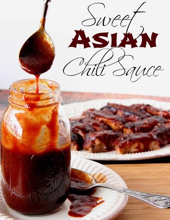 Sweet Asian Chili Sauce Recipe