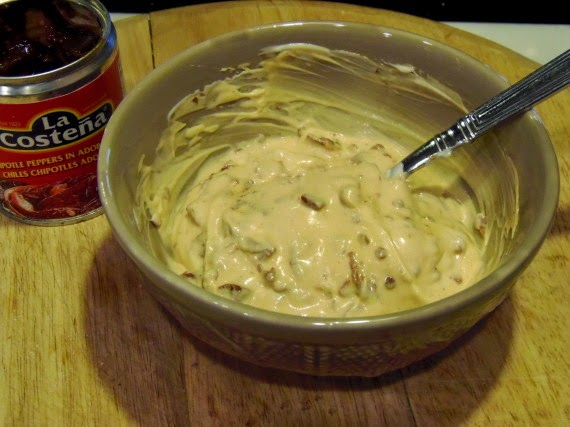 How to make chipotle mayonnaise