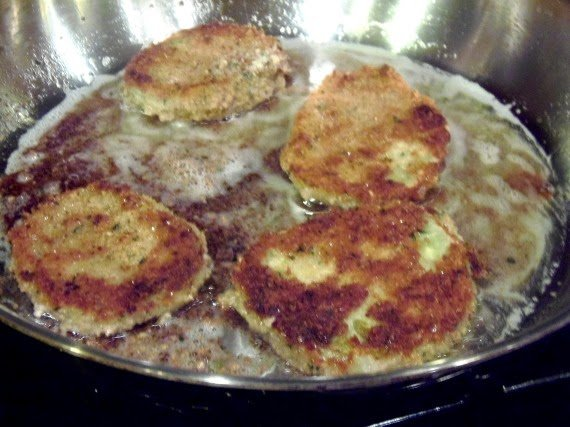 How to make fried green tomatoes
