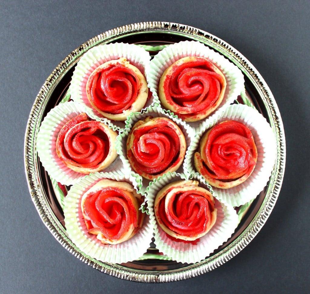 Easy Apple Pie Roses Recipe