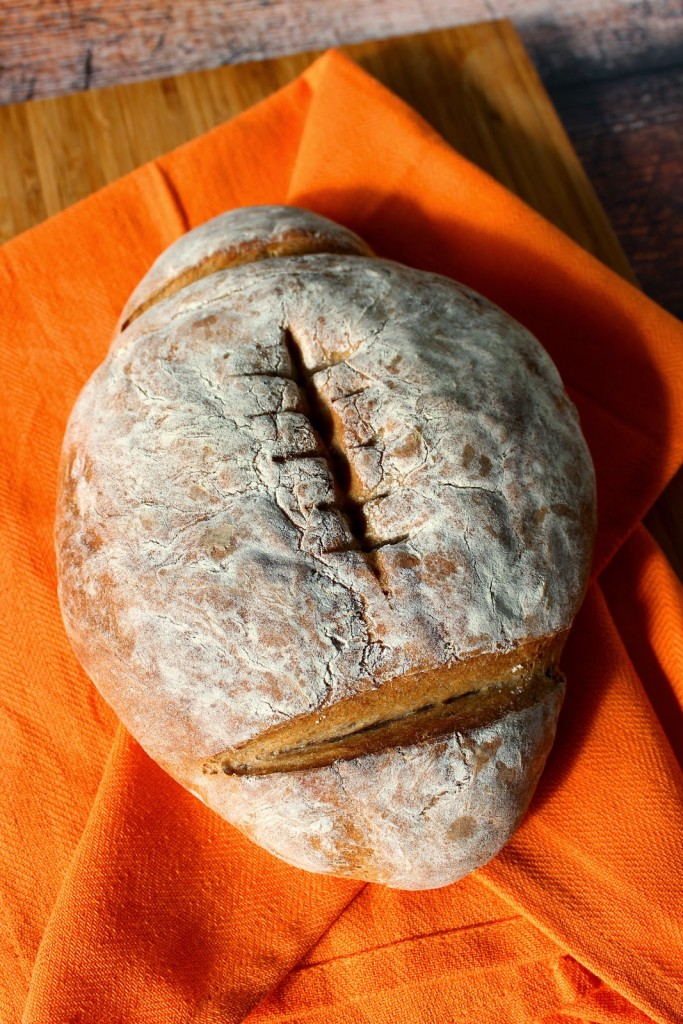 Football French Bread is perfect to serve with chili for the big game or tailgating.