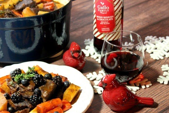 Holiday Braised Short Ribs
