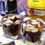 Iced Coffee Margaritas