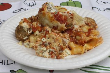 Slow Cooker Meatball Lasagna & Whole Grain Crock Pot Sausage Lasagna