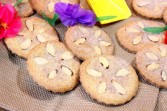 Cinnamon Sugar Sand Dollar Cookies