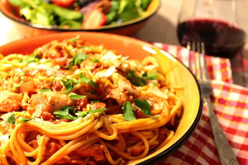 French Spaghetti Recipe