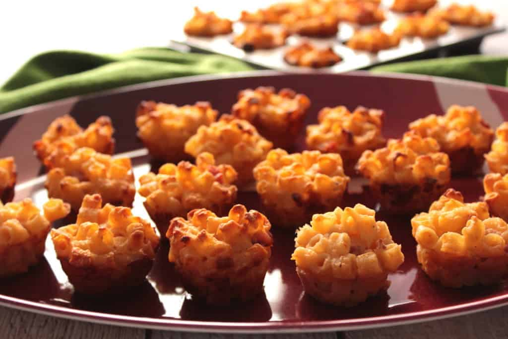 Delicious Macaroni and Cheese Appetizers