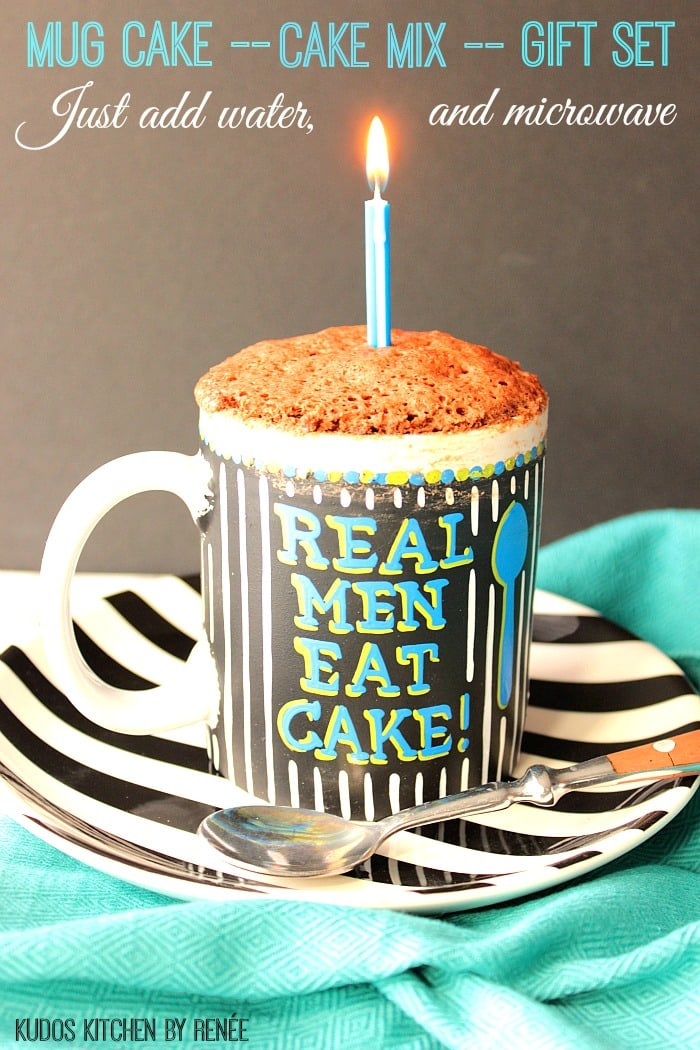 The Recipe Im Sharing With You Is One From Amanda Over At I Am Baker And Its Absolutely Perfect For This Mug Cake Mix Gift Set