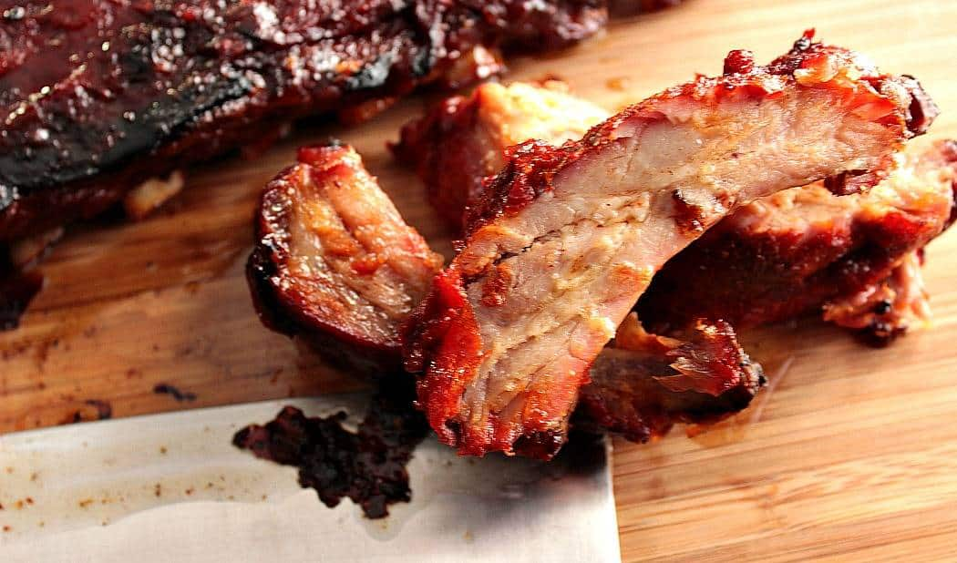 Oven Roasted Baby Back Ribs