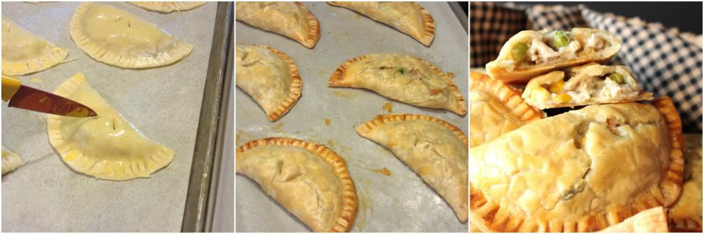 Chicken Pot Pie Pocket Recipe