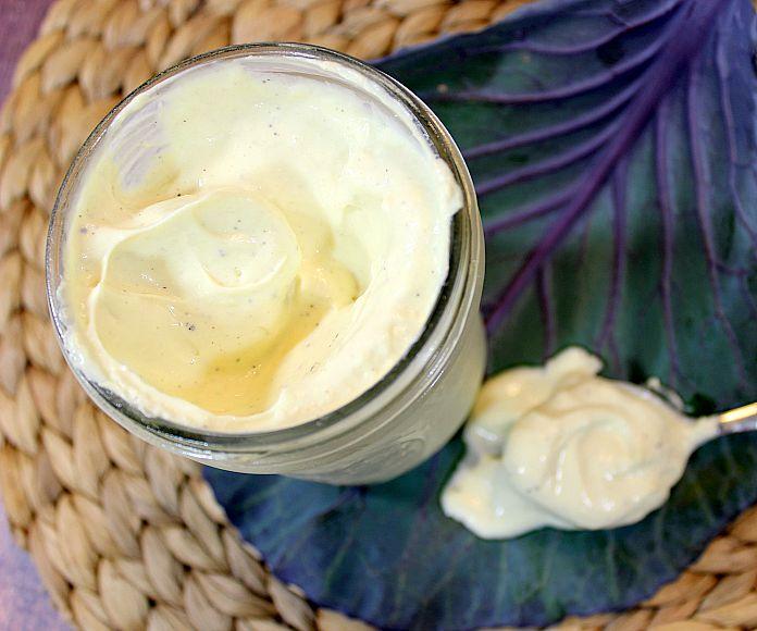 Healthy Avocado Oil Mayonnaise