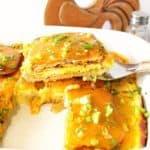 Egg Sandwich Breakfast Casserole
