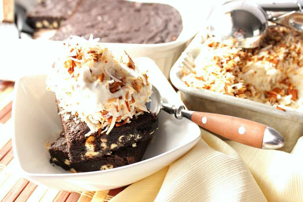Easy Toasted Coconut Ice Cream Recipe