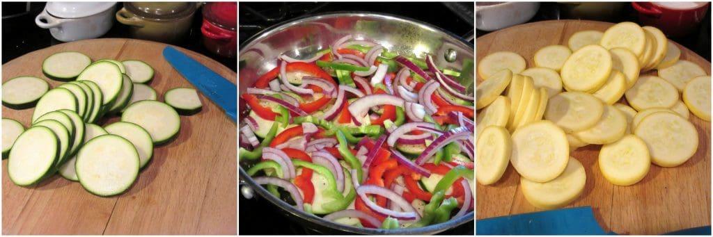 How to make zucchini Parmesan - www.kudoskitchenbyrenee.com