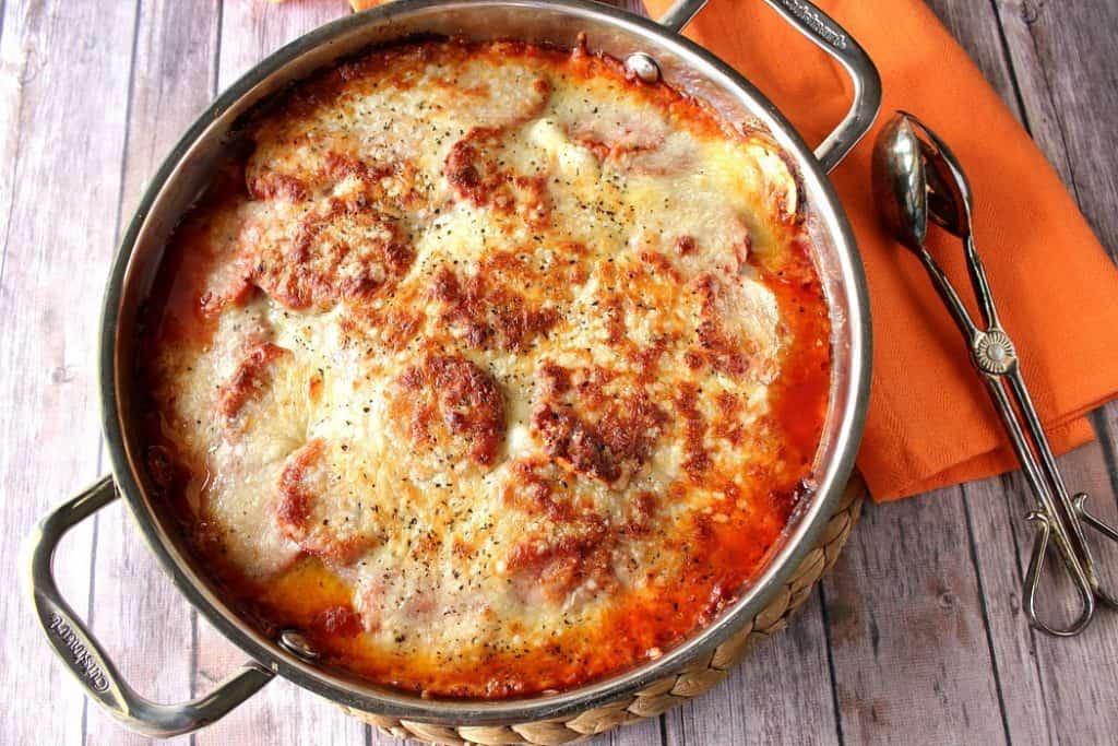 Italian Zucchini Casserole - www.kudoskitchenbyrenee.com