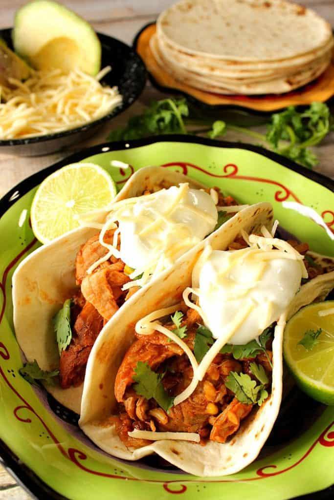 Pork Tacos with Rice Recipe