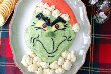 Grinch Guacamole
