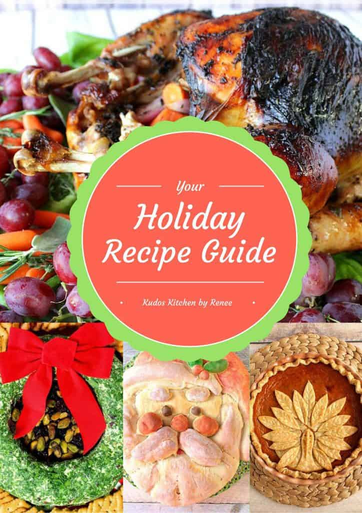 Kudos Kitchen Holiday Edition E-Cookbook for 2016