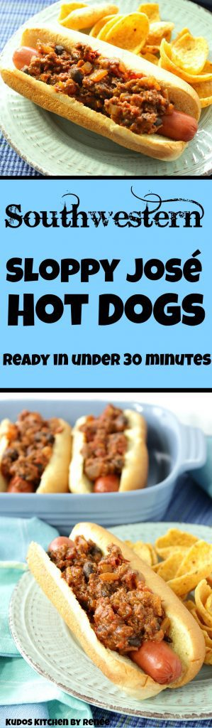 Sloppy Jose Hot Dogs