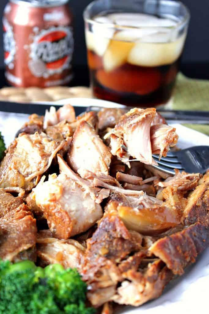 Root Beer Country Ribs for the Slow Cooker