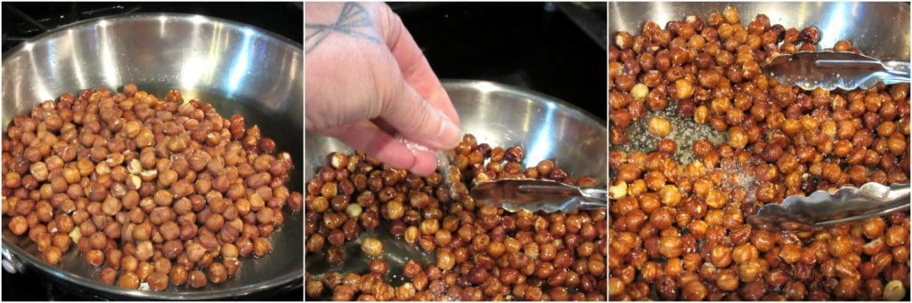 How to make roasted rosemary hazelnuts