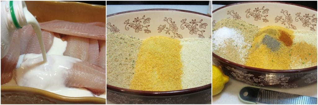 How to make homemade fried tilapia.