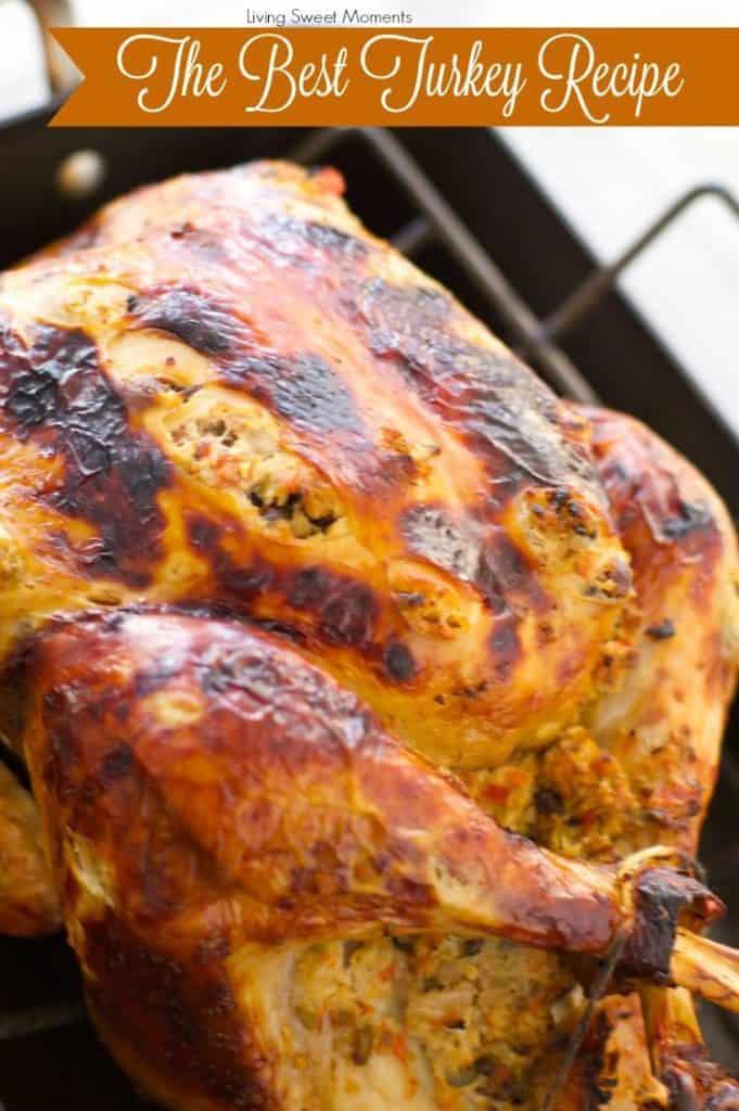 Thanksgiving Turkey Recipe Roundup 2017