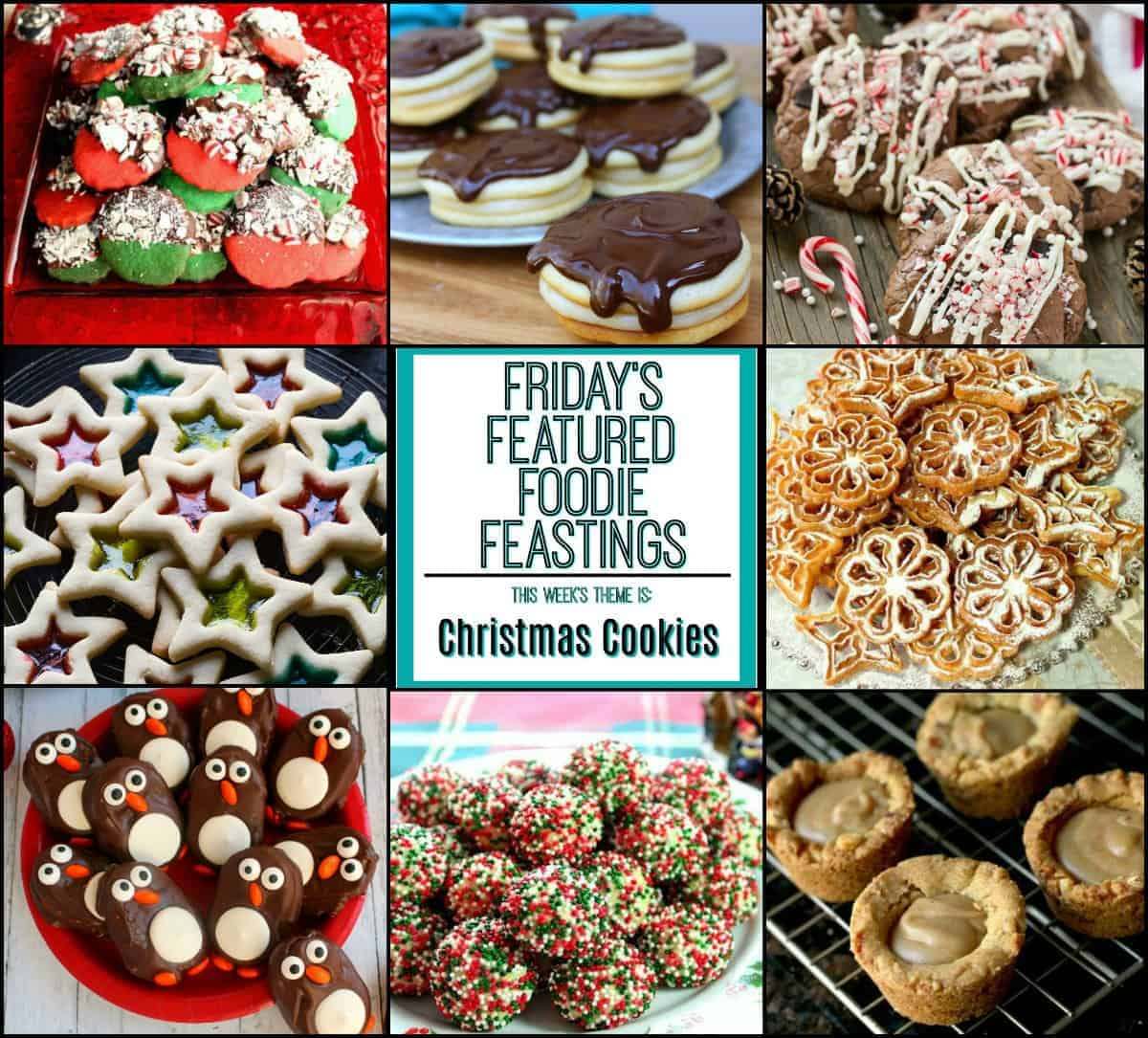Christmas Cookie Recipe Roundup 2017