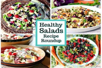 Healthy Salads Recipe Roundup