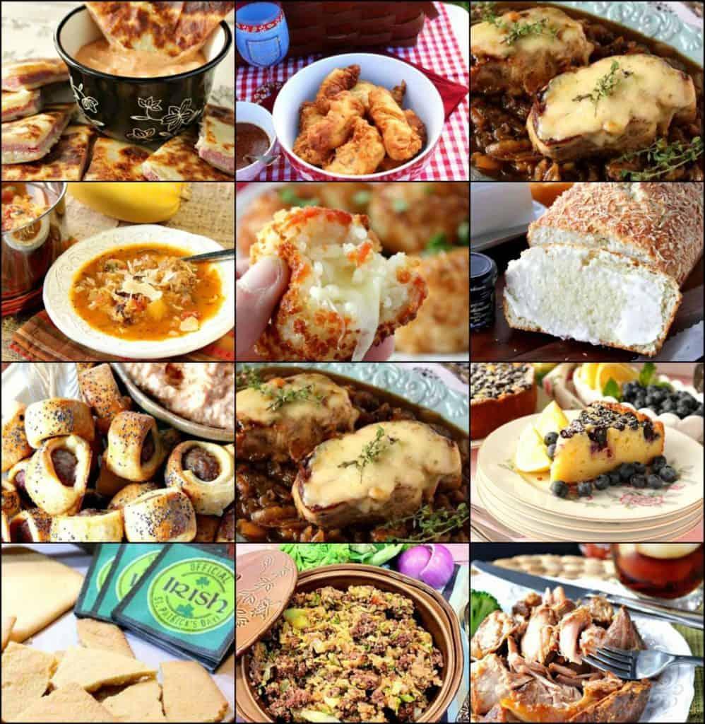 Kudos Kitchen Top Twelve Recipe Posts for 2017