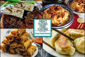 Chinese New Year Recipe Roundup for Friday's Featured Foodie Feastings