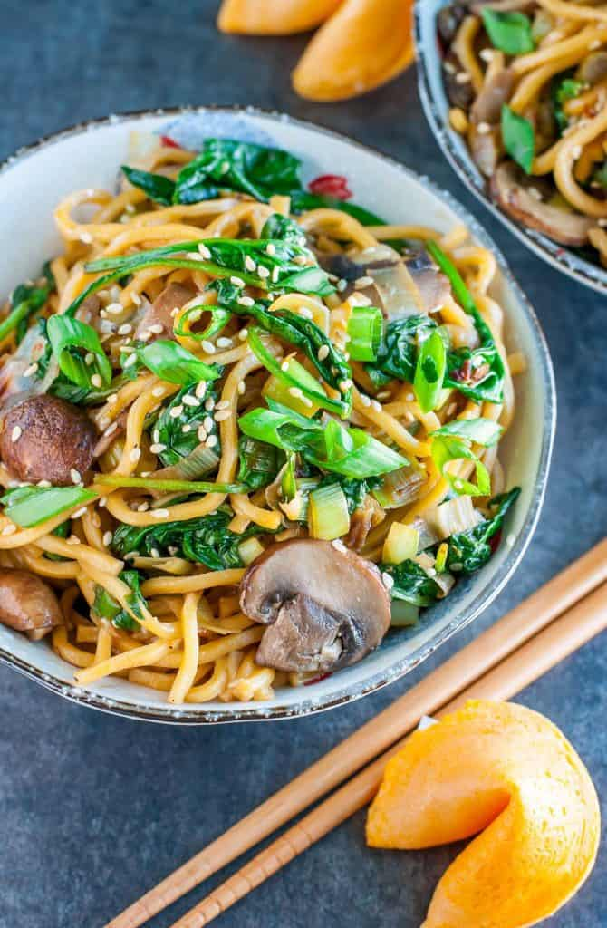 Chinese New Year Recipe Roundup 2018 - Friday's Featured Foodie Feastings - www.kudoskitchenbyrenee.com