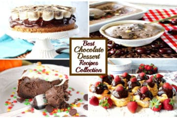 All the Best Chocolate Dessert Recipes