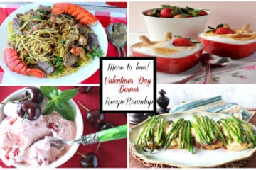 Valentine's Day Dinner Recipe Roundup